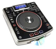 Reproductor CD dj